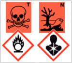 Etikettering gevaarlijke stoffen